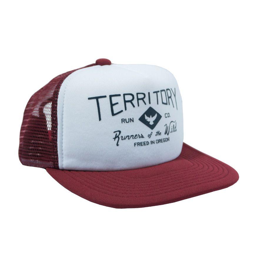 Technical running trucker hat.Moisture Wicking sweatband and brim.Soft and  light materials . d72bab994af