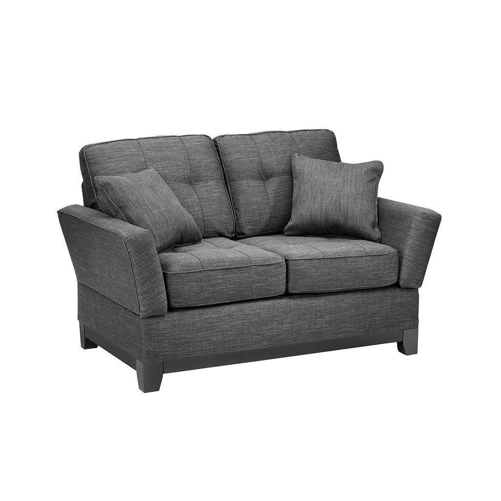 Opus Loveseat Love Seat Contemporary Bed Design Sofa Design