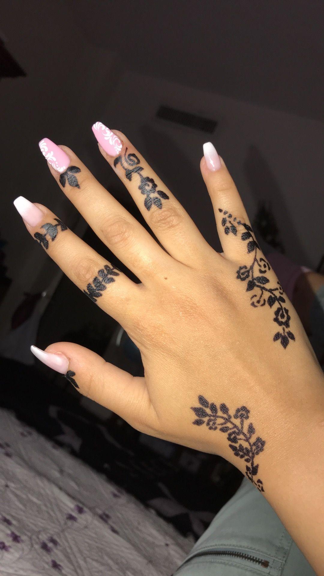 Pin by malak salem on nails small tattoos tattoo