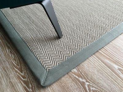 Tappeti moderni in lana naturale Tappeto Su Misura