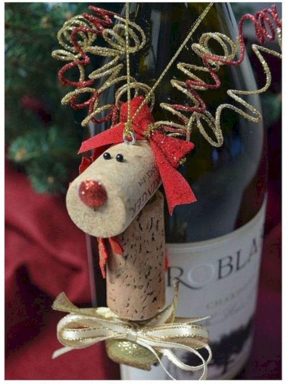 Best Wine Cork Ideas For Home Decorations 101 Christmas Ornaments Wine Cork Ornaments Wine Cork Crafts