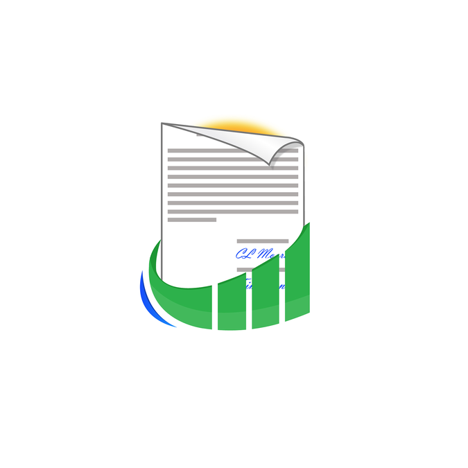 Icon For Contract Management Software By Clicky Inc  Logo