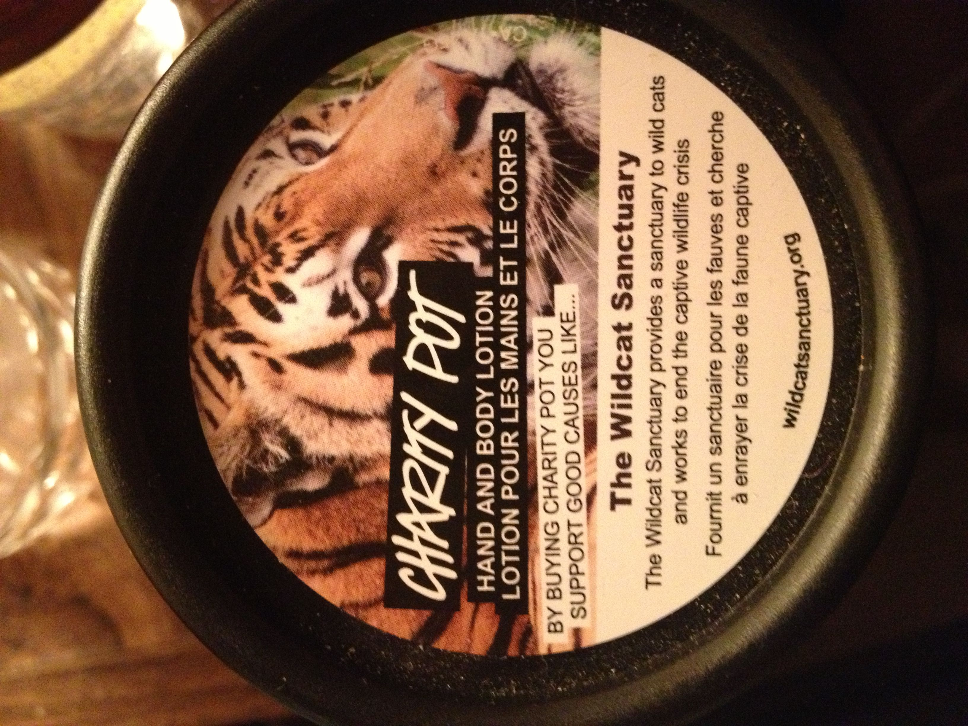 Charity pot hand body lotion lush seriously one of for Is cocoa butter good for tattoos