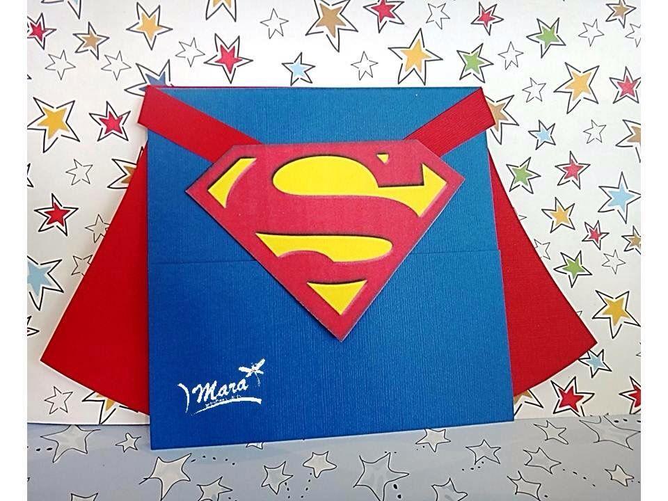 Днем, открытка супермен своими руками