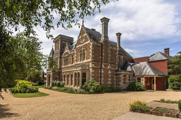 At 1 5million This Is Scotland S Most Expensive Bungalow: This Grandiose And Magical Property, Named Stoke House Is