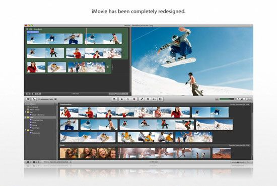Apple Find Out How Movies iMovie '08 (With images