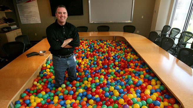 Image Result For Ball Pit In Office