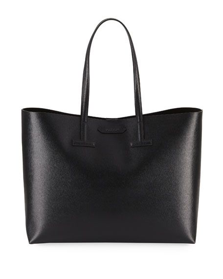 Tom Ford Medium T Saffiano Leather Tote Bag In 2019 Bags Tote