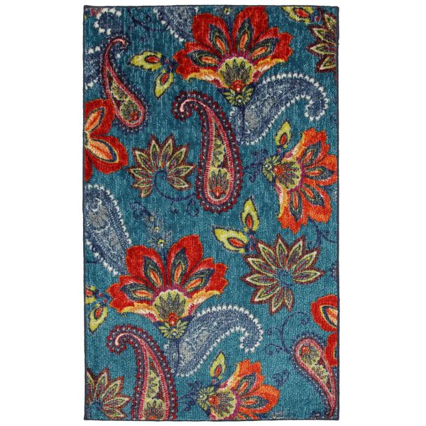Bella Donna Multi Area Rug - Overstock Shopping - Great Deals on Mohawk Home 5x8 - 6x9 Rugs