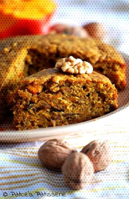 Pumpkin pie with walnuts amp without table sugar juicy amp healthy - ***Ich*Liebe*Foodblogs*** -