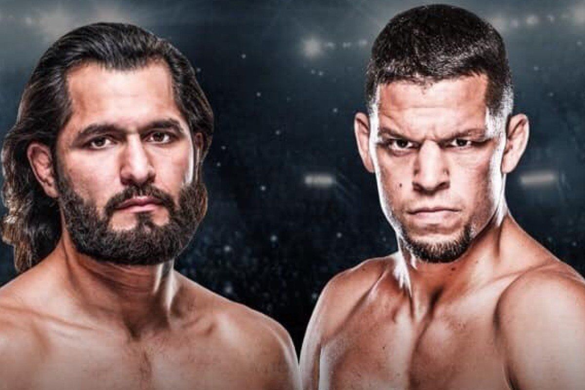Ufc 244 Jorge Masvidal Vs Nate Diaz Is Going To Be Won By Diaz