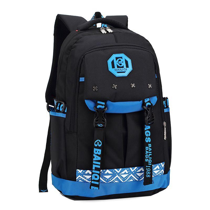 2017 Children School Bags For Boys S Nylon Backpacks Kids Lighten Burden On Shoulder