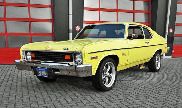 1974 Chevrolet Nova 350 V8 Edited 1 Chevy Nova Chevrolet Nova
