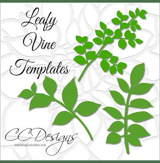 Free Templates For Large Paper Flower Leaves Decorating Leaf