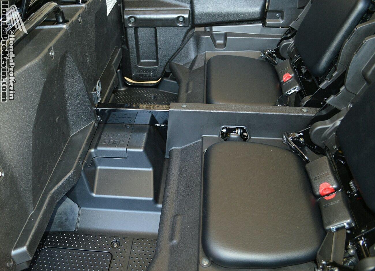 2016 Pioneer 1000 5 Interior Ride Review All New Honda Sxs Utv Side By Atv Pro Kevin