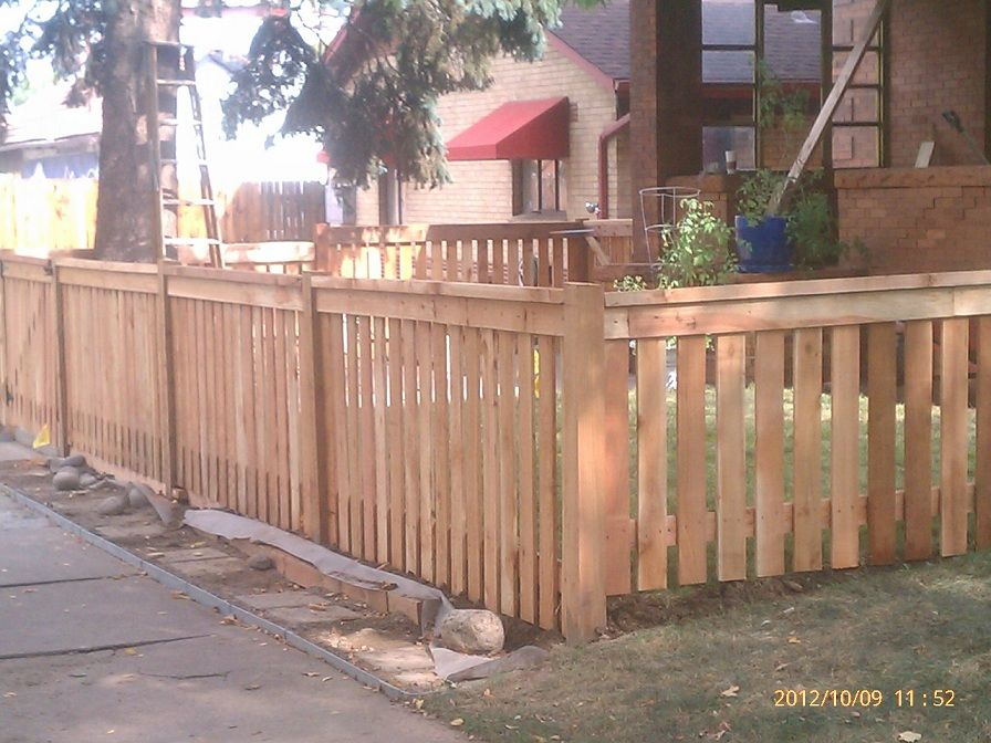 4 Foot Front Yard Fence