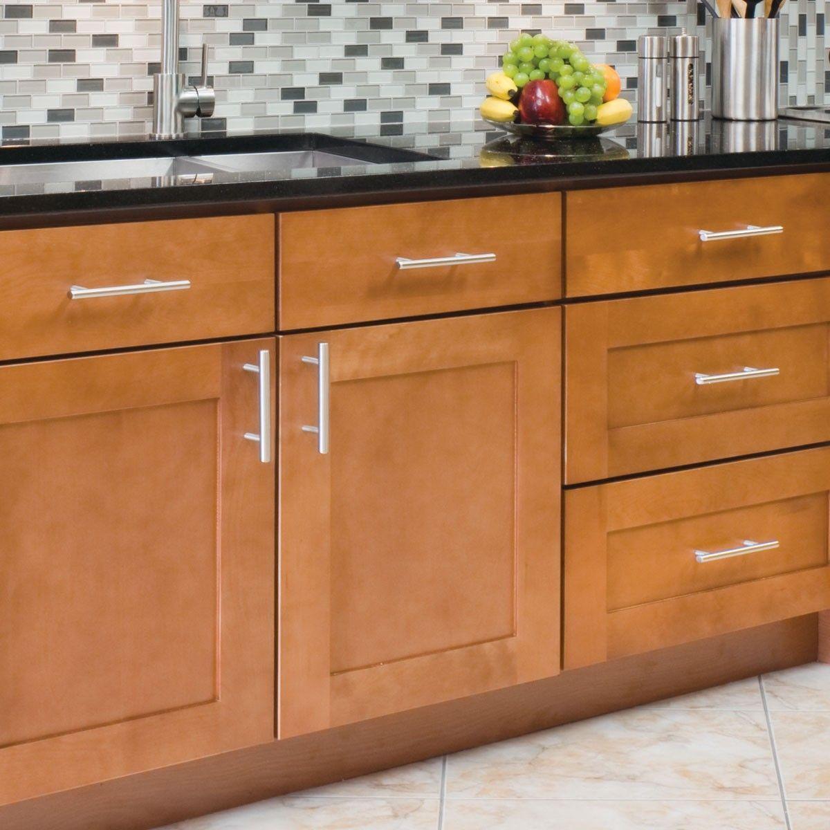 Stainless Steel Kitchen Cabinet Door Handles | Kitchen Cabinets ...