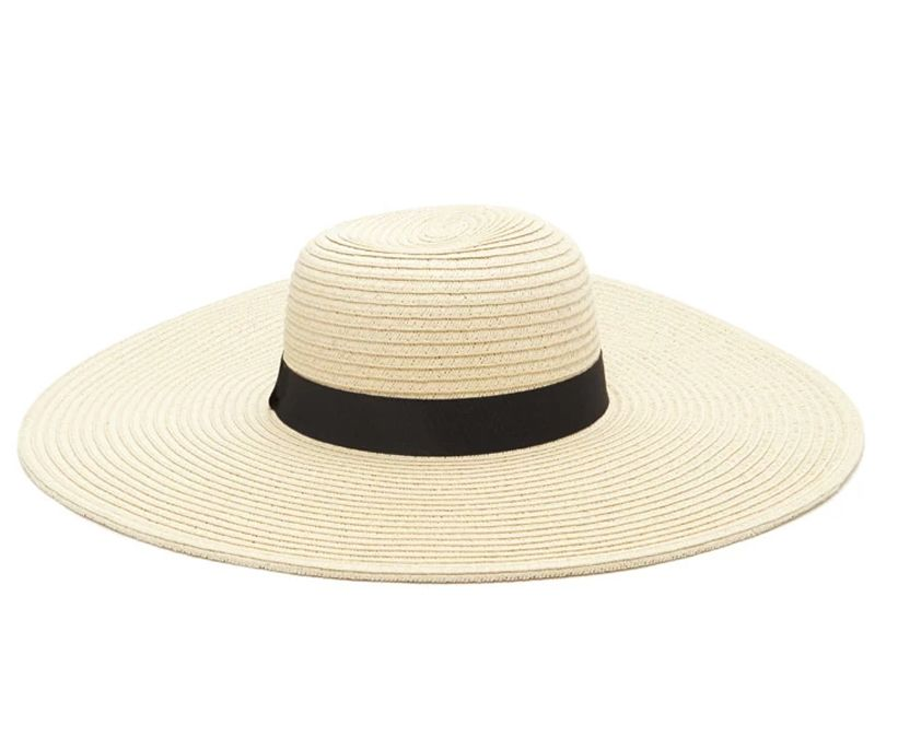 Every Single Item You Need to Pack in Your Beach Tote - Forever 21 Hat from InStyle.com