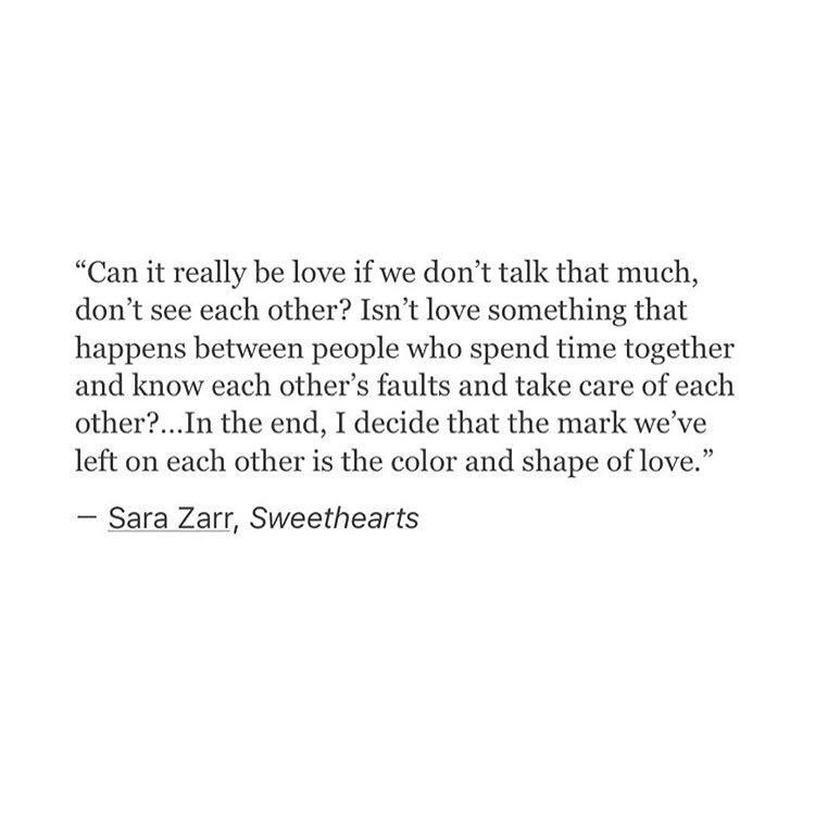 """Quotes We Love Each Other: """"They Love Each Other But Can't Be Together"""""""