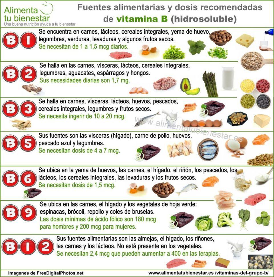 B12 en alimentos vegetales