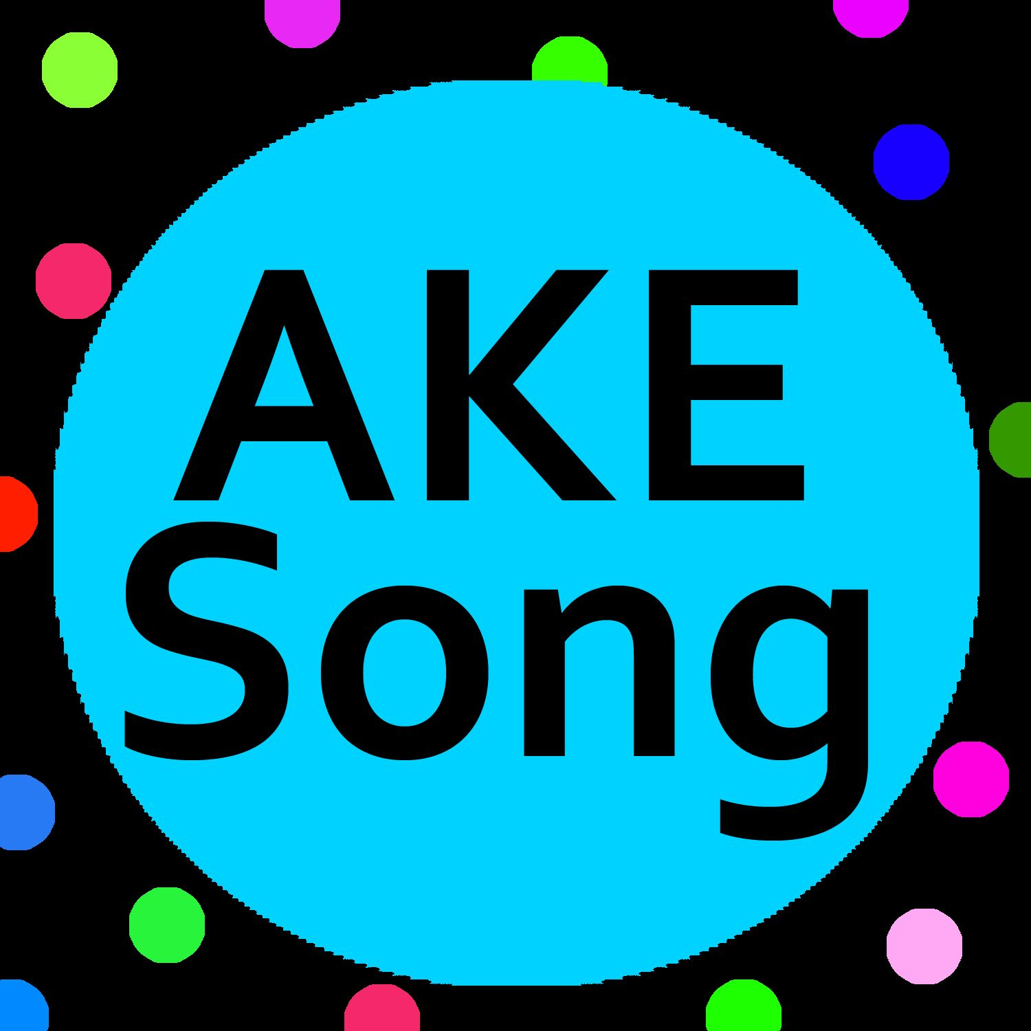 Teach And Sing Word Family Ake Song With Lyrics To