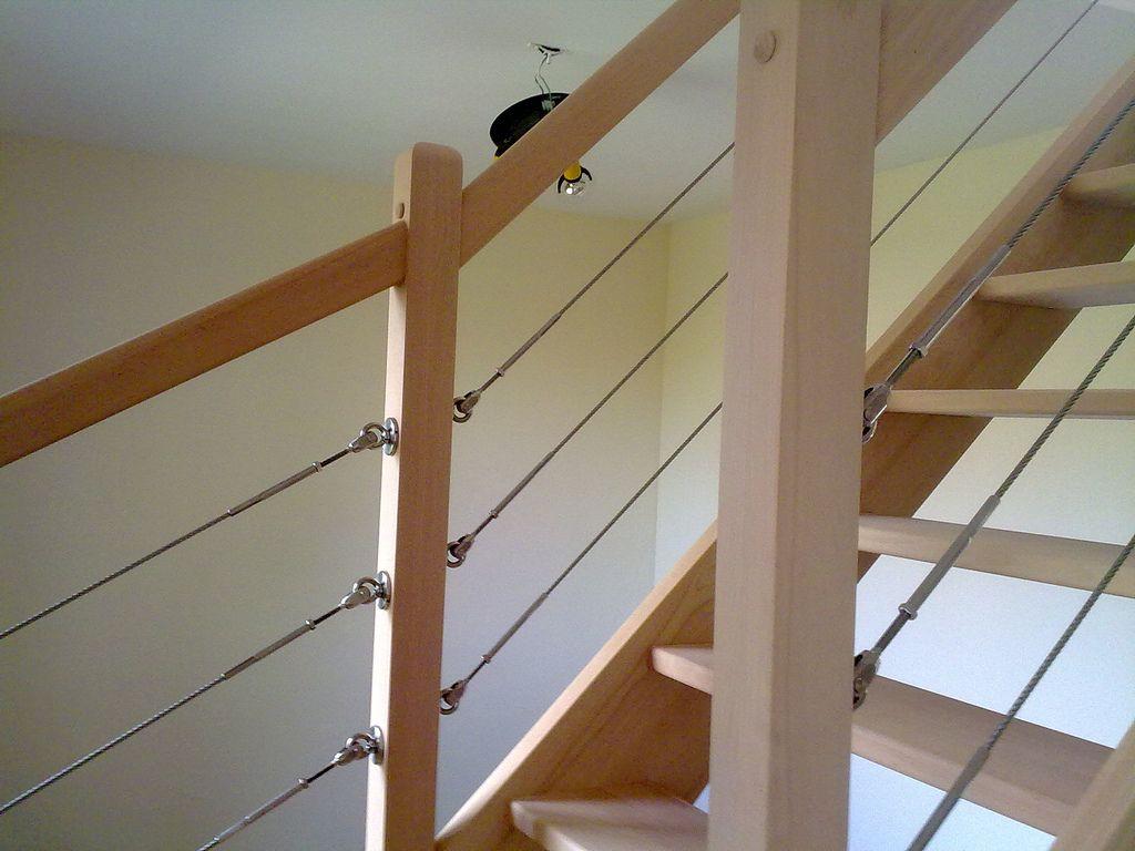 Emejing Cables Inox Pour Escaliers Pictures - Transformatorio.us ...