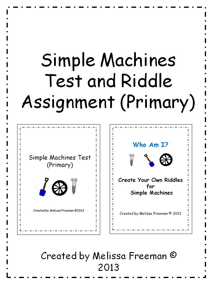simple machine tests