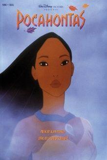 Pocahontas (Piano/Vocal/Guitar Artist Songbook) , 978-0793545070, Alan Menken, Hal Leonard