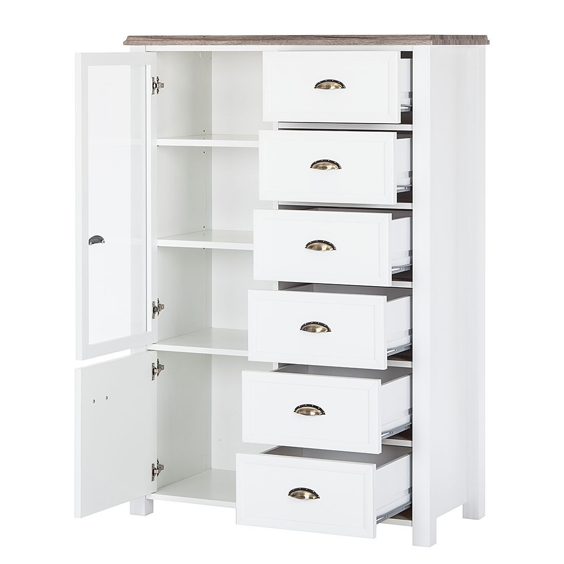 Hochkommode Hochkommode Chateau Products Cabinet Furniture Home Decor Und