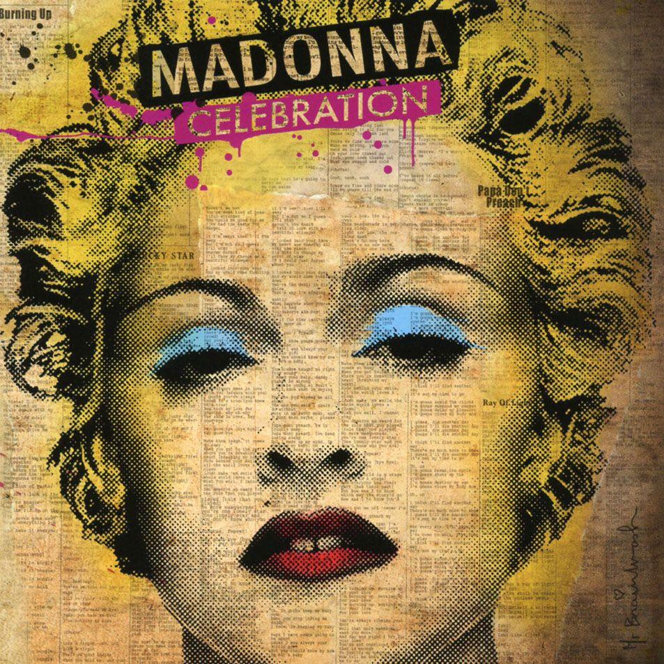 (Celebration) 1-Hung Up, 2-Music, 3-Vogue, 4-4 Minutes (Feat. Justin Timberlake And Timbaland), 7-Like A Virgin, 9-Like A Prayer, 11-Sorry, 18-Revolver (Feat. Lil Wayne), 19-Dress You Up, 20-Material Girl, 21-La Isla Bonita, 32-Hollywood, 36-Celebration #Madonna #singer #TagsForLikes #Celebration #Vogue #Jump #TFLers #cover #LikeAVirgin #photooftheday #music #pop #singles #2009 #musicoftheday #songs #music #art #followme