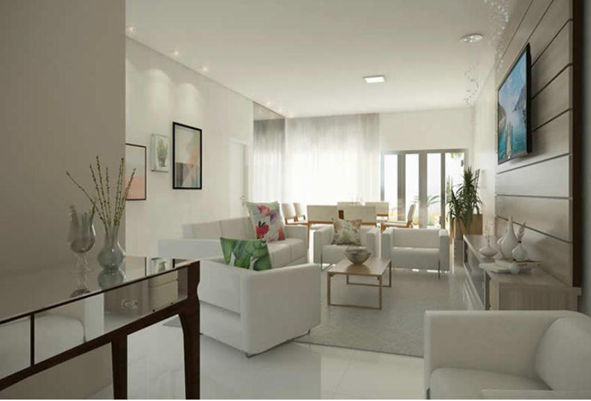 Home Design Plan 10x20 Meters Sobrados Modernos Design De Casa Fachadas De Casas Modernas
