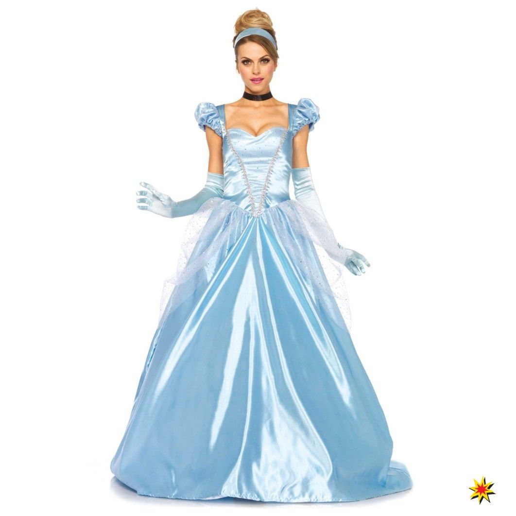 Prinzessinnen kleid karneval damen