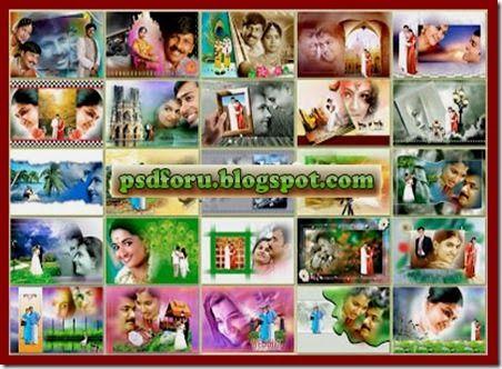 Create Wedding Album Wedding Album Templates Design PSD Files Vol 1