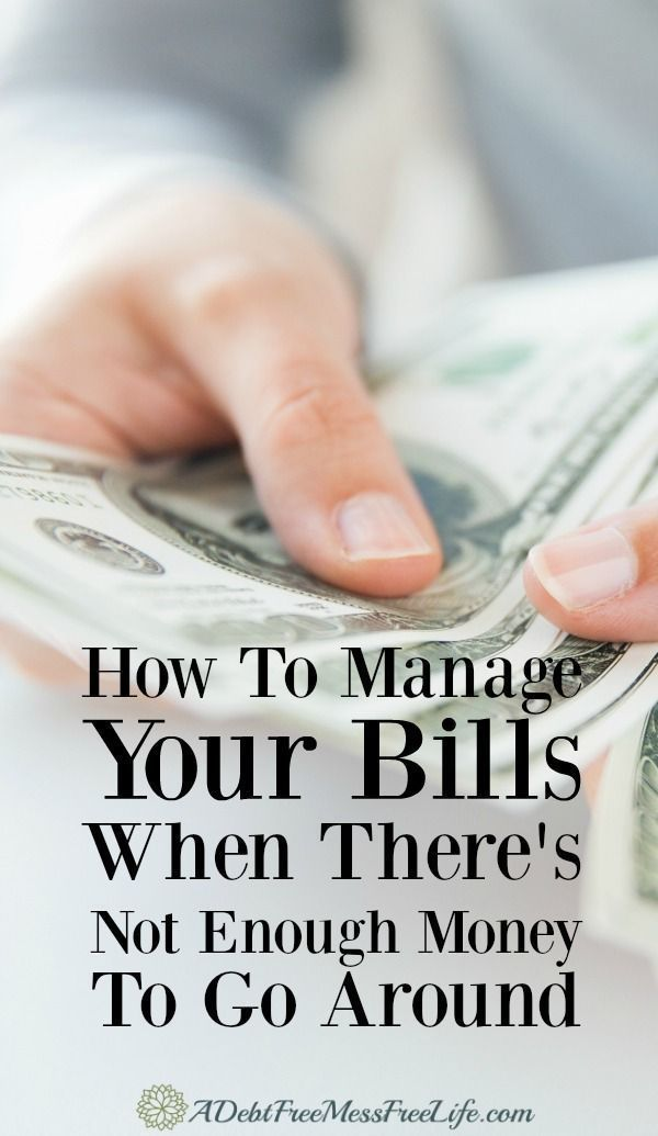 manage monthly expenses
