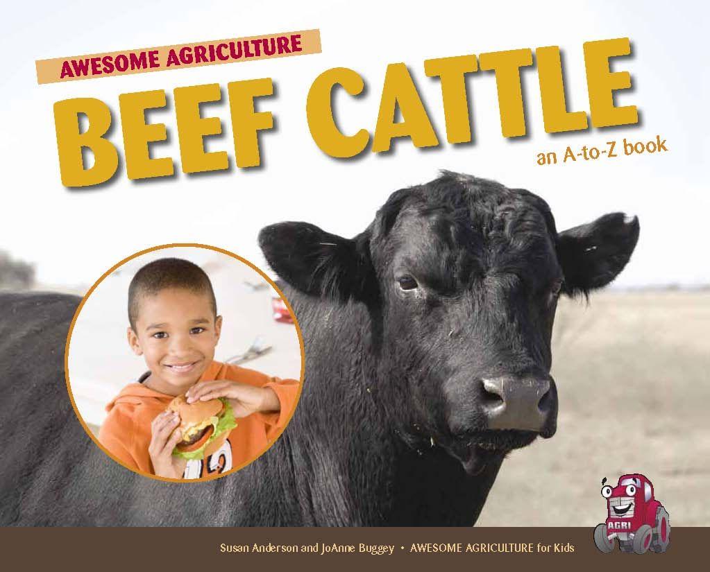 Beef Cattle An AZ Book by Susan Anderson u JoAnne Buggey