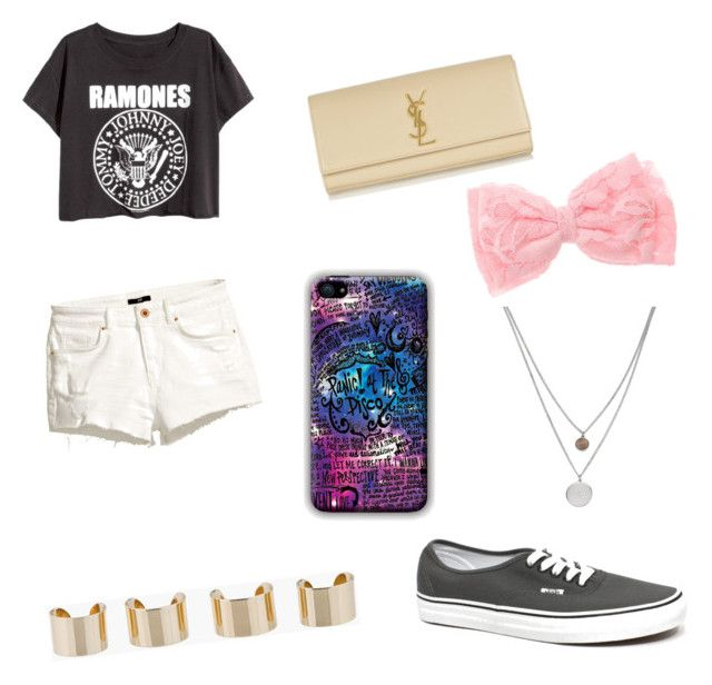"""Out to Eat"" by burning-through-the-night ❤ liked on Polyvore"