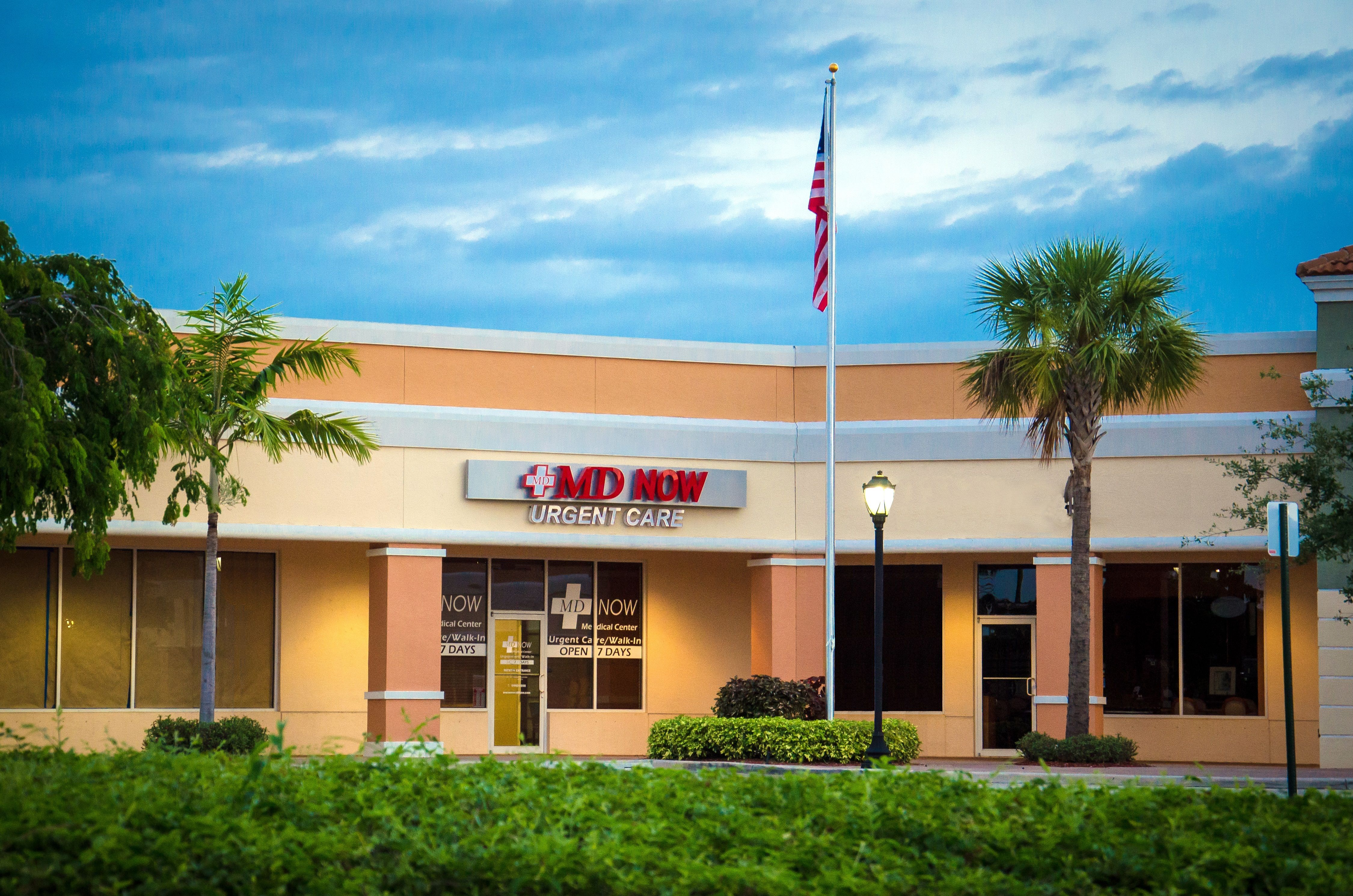 Md Now Urgent Care Coral Springs Location 6240 Coral Ridge Drive