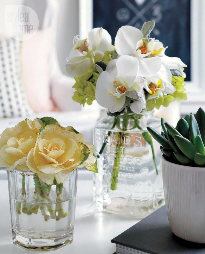 decorating_with_orchids