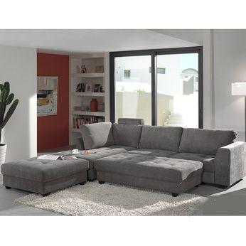 Vous Recherchez Un Canapé Dangle En Tissu Et Très Confortable Ne - Canapé d angle confortable