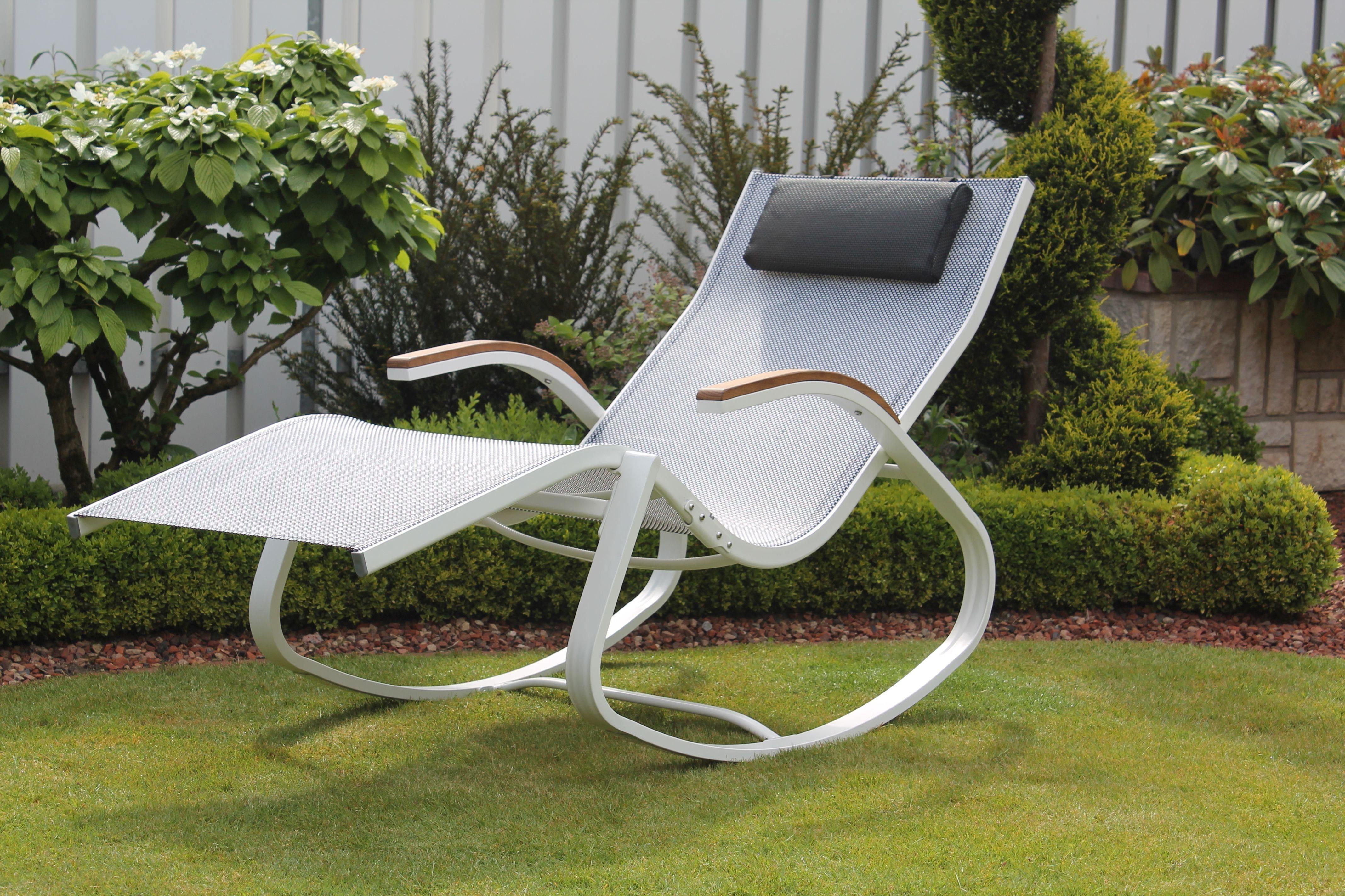 Leco design schommelstoel