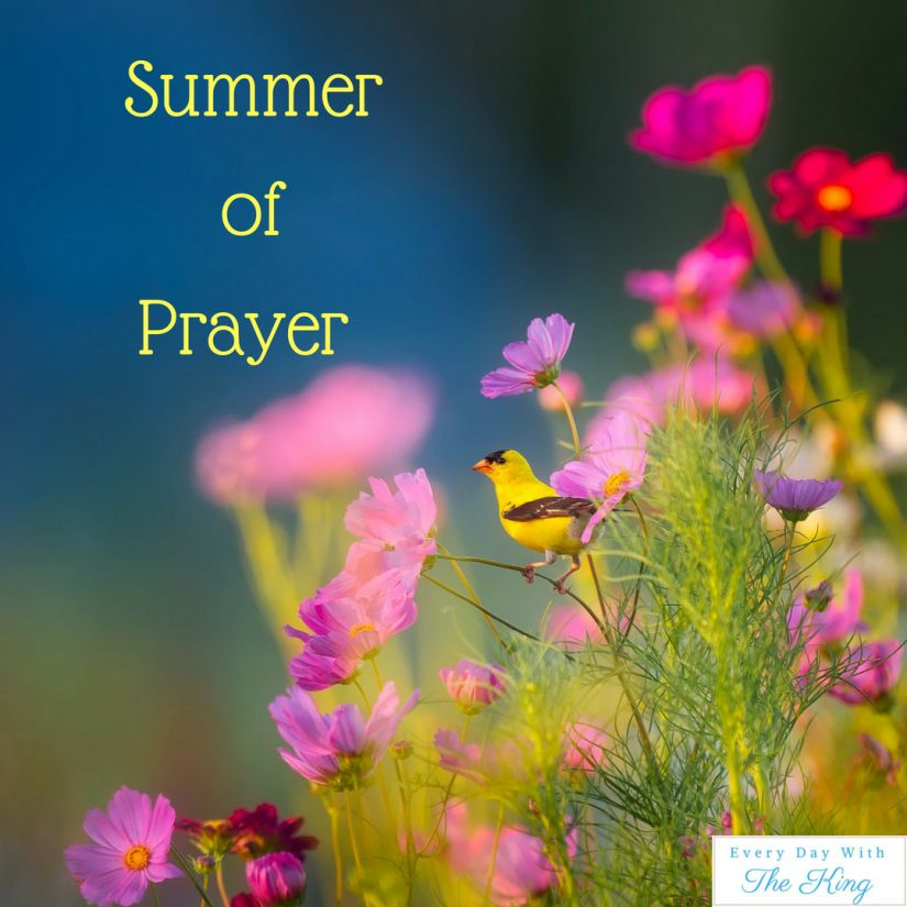 Constant prayer good morning greetings relaxing music
