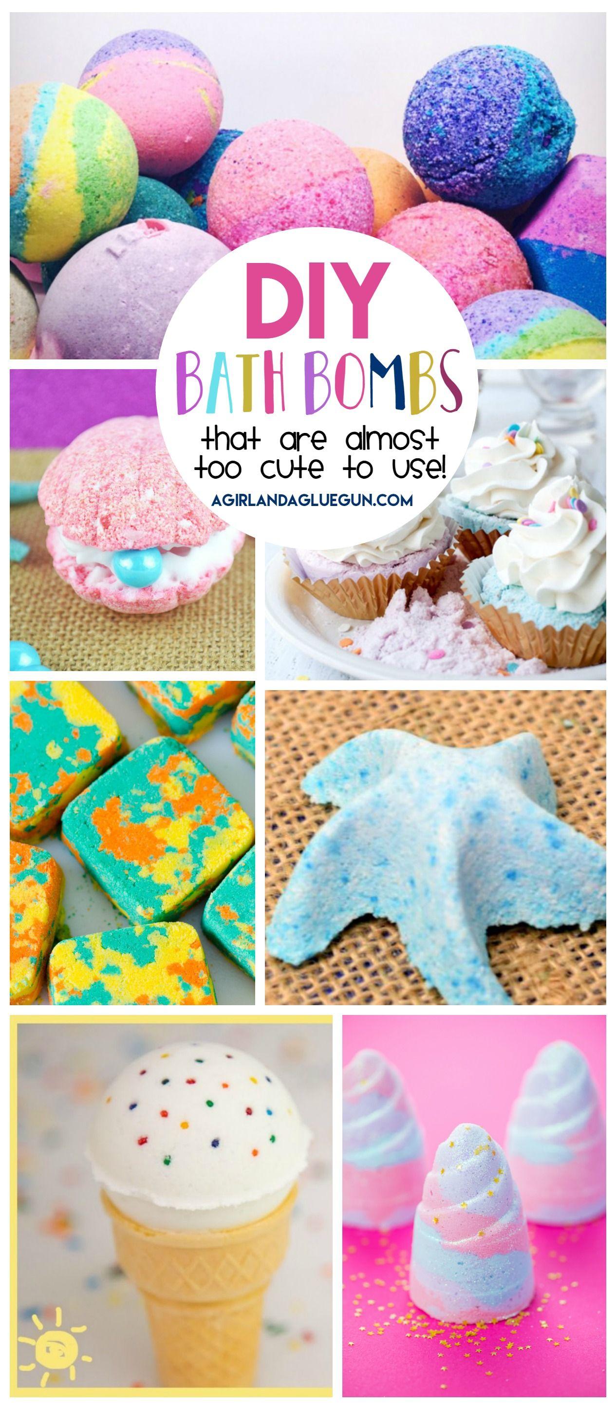 Fun Craft Ideas from agirlandagluegun.com 9
