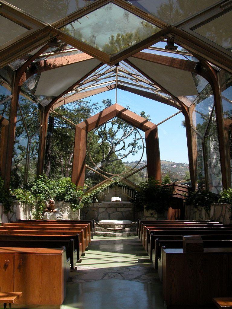 The Wayfarers Chapel Verdes California Unique Wedding Venue Ideas