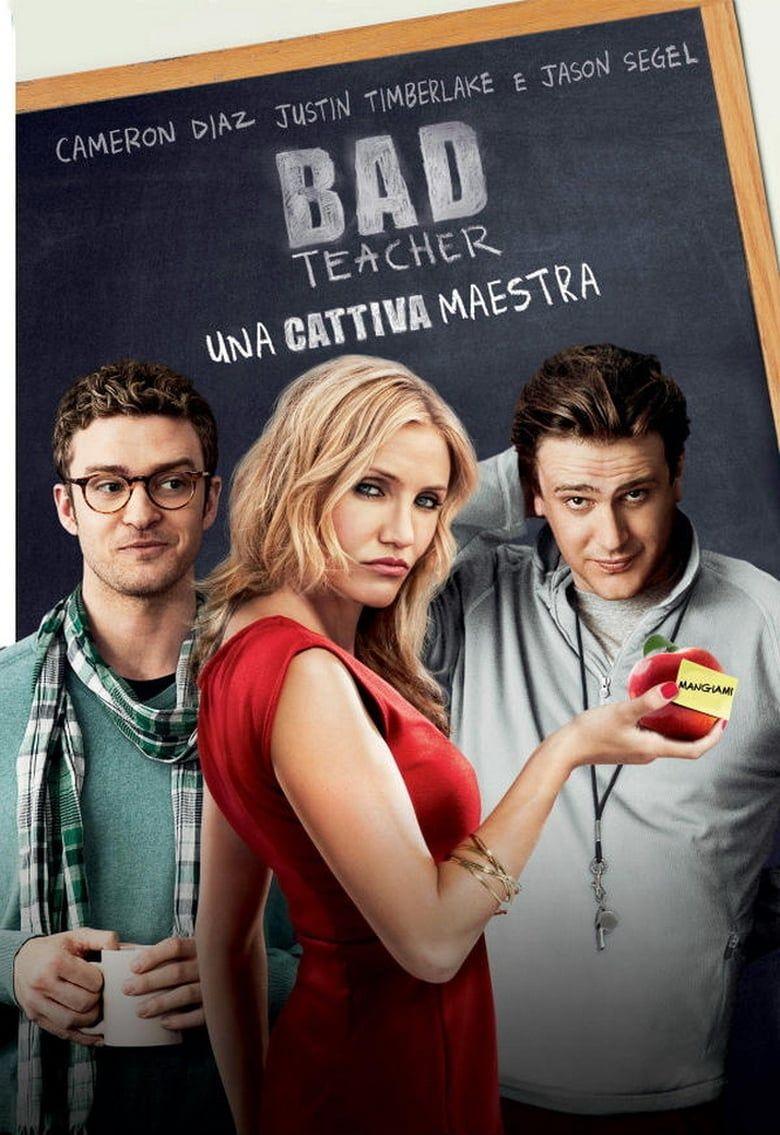Näytä Bad Teacher Koko Elokuva 2011 Bad Teacher Movie Bad Teacher Teacher Posters