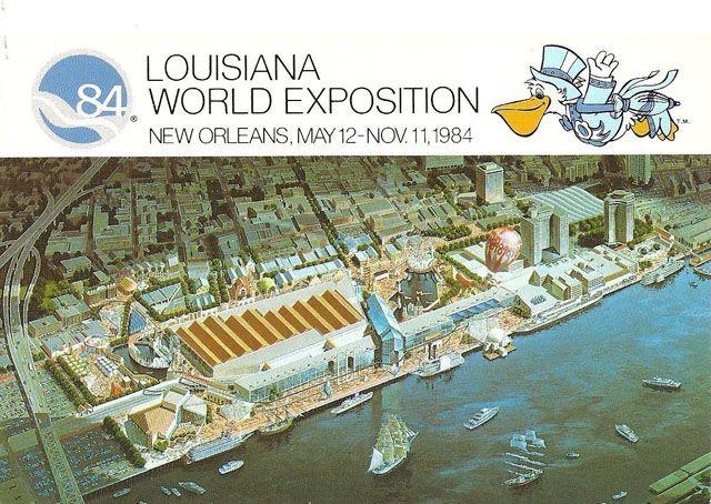 Worlds Fair, New Orleans