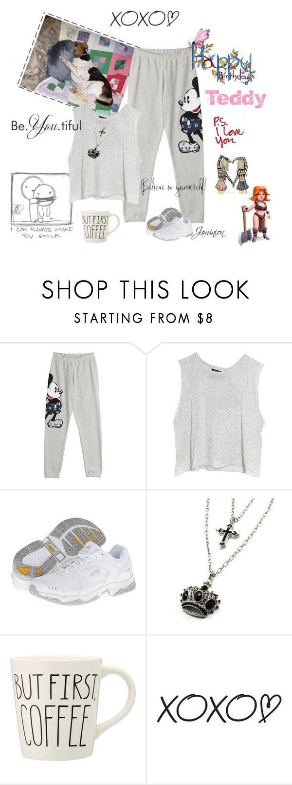 """""""Shelly and Puparazzi"""" by bubbasjewels ❤ liked on Polyvore featuring Paul & Joe Sister, MINKPINK, Avia and WALL"""