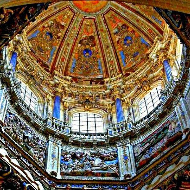 Catedral de Salamanca (via @silmael on Instagram)