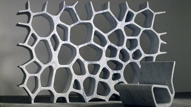 Voronoi shelf by marc newson design furniture and for Imitazioni mobili design