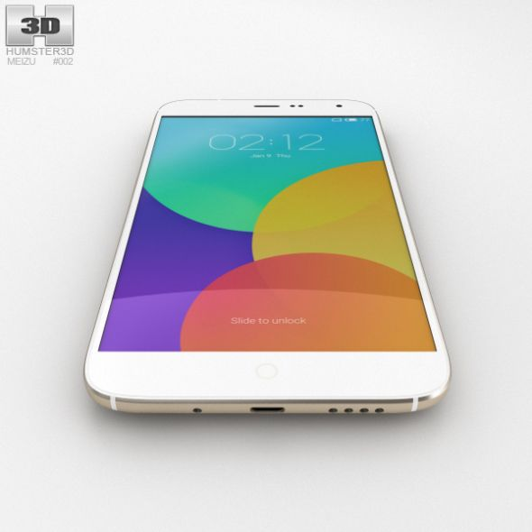 Meizu MX4 Gold