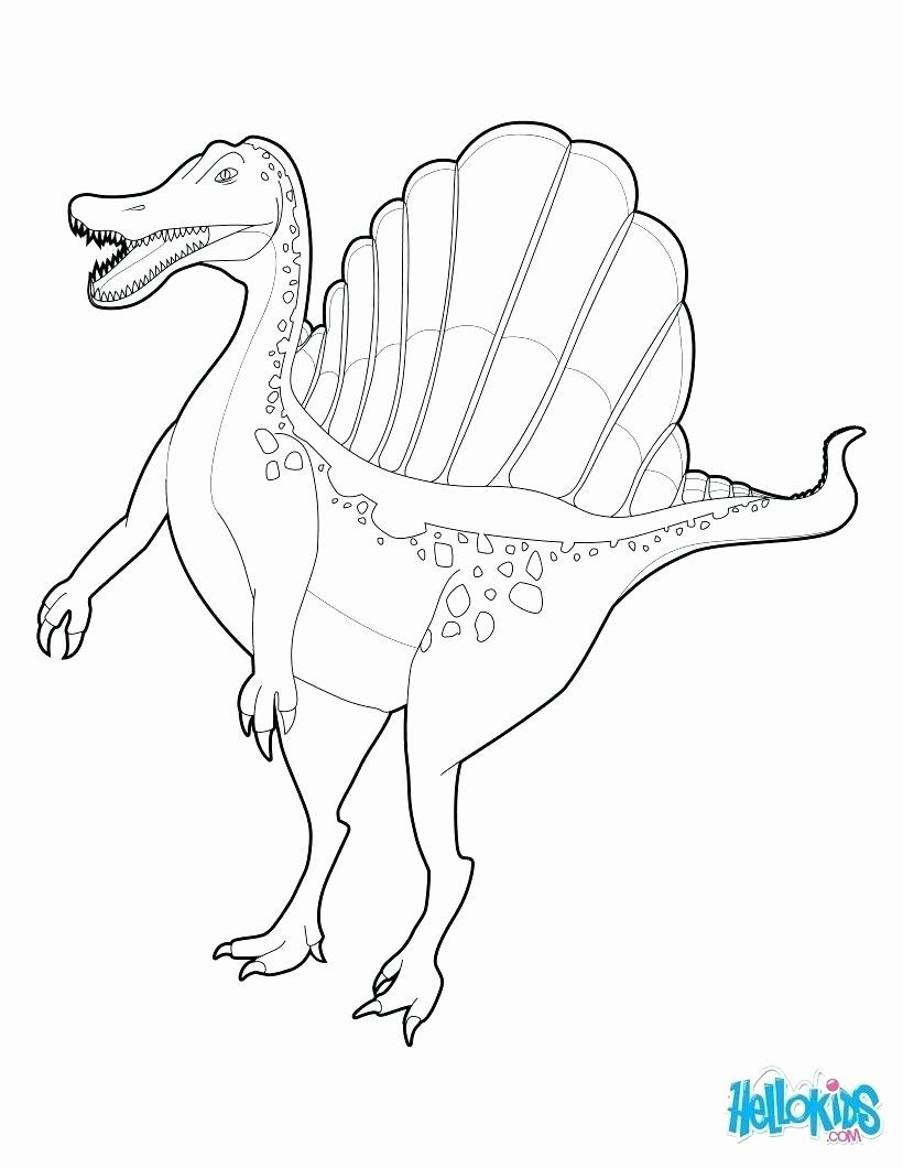 Dinosaur Coloring Book Pages Elegant Free Scary Dinosaur Coloring Pages Lagunapaper